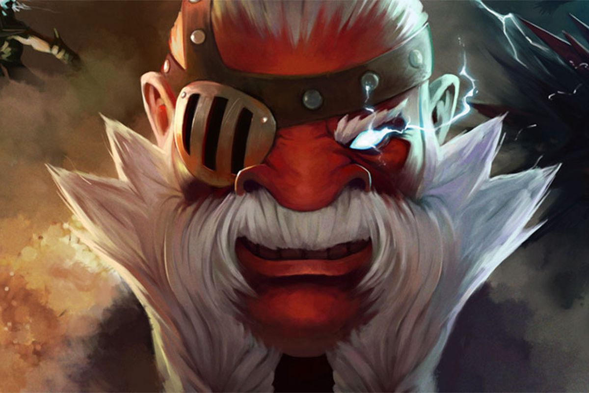 Dota 2 Contest Winners Will Have Their Fan Made Gear Added To The Game Polygon