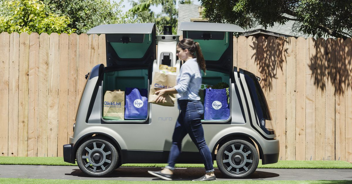 Nuro can now charge for robot deliveries in California