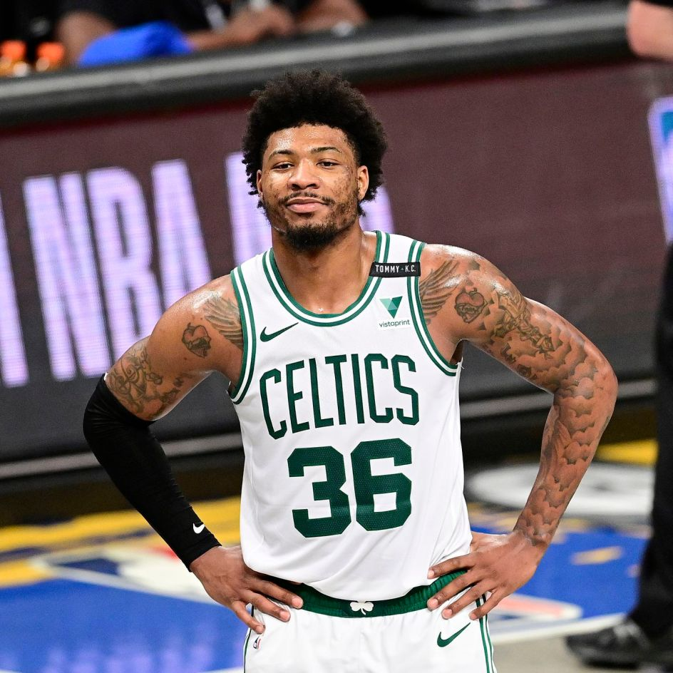 CelticsBlog exit interview: Marcus Smart and the degree of love and trust -  CelticsBlog
