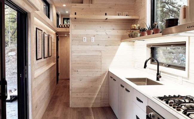 Tiny House For Sale From Land Ark Rv Is Ultra Stylish Curbed