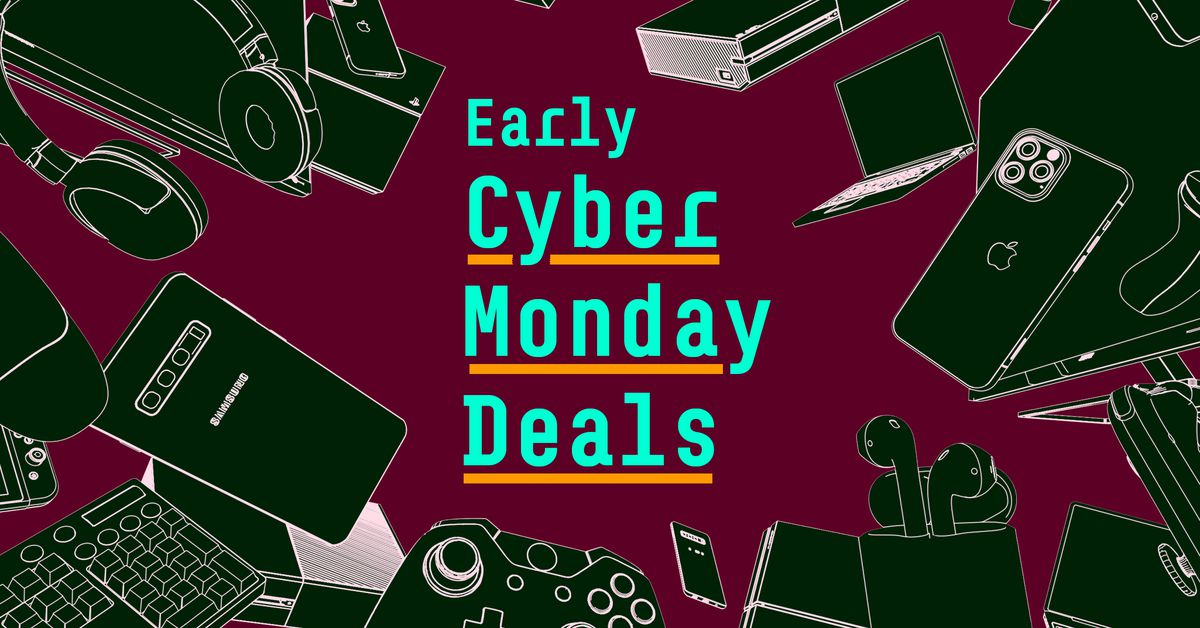 Best early Cyber Monday deals: headphones, games, and more