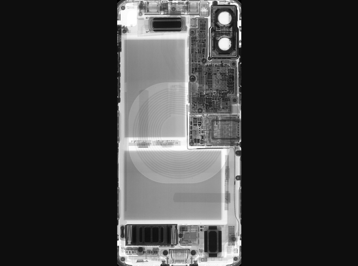 Ifixit Wallpaper Iphone X Here S A Cool See Through Iphone X Wallpaper That Shows