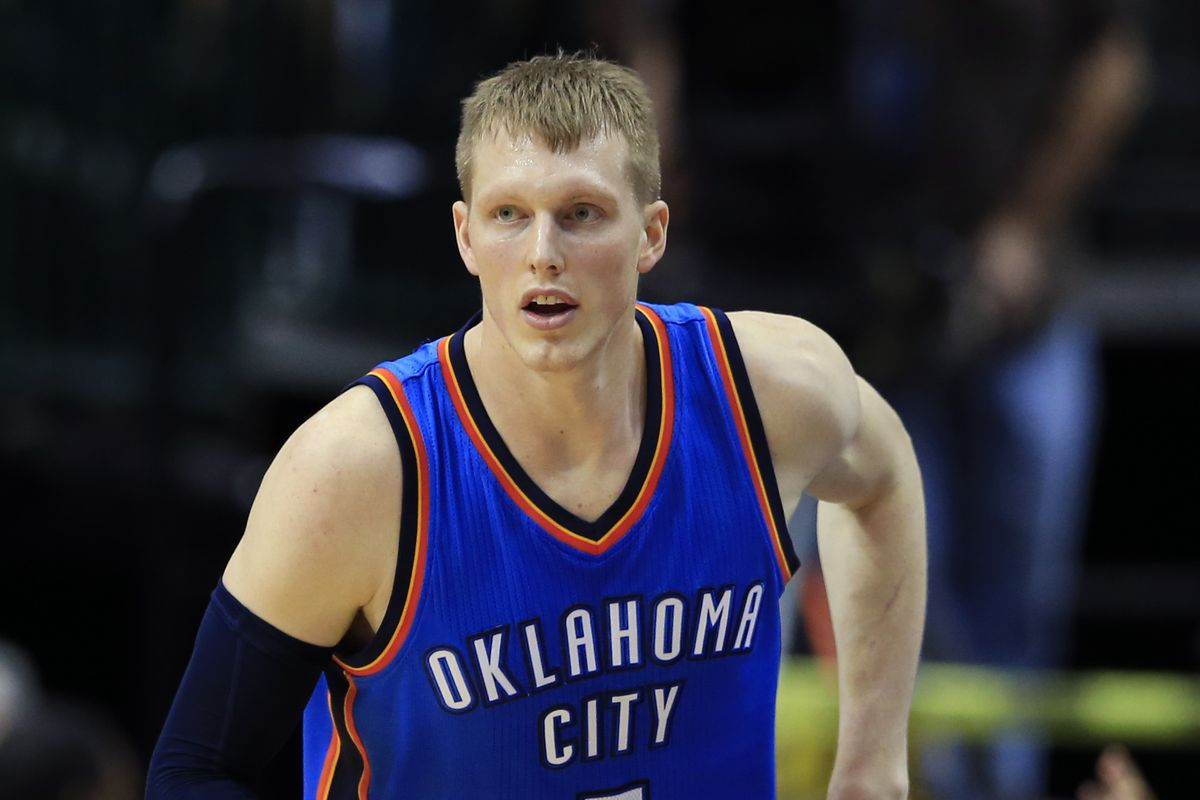 Kyle Singler Thunder agree to a 5year 25 million contract per report  SBNationcom