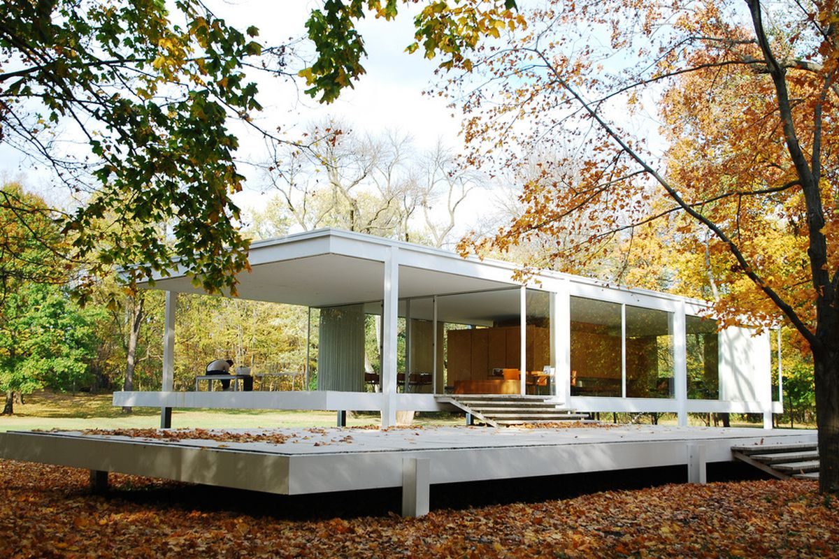 Mies van der Rohe and the Farnsworth House will get the Hollywood treatment  Curbed