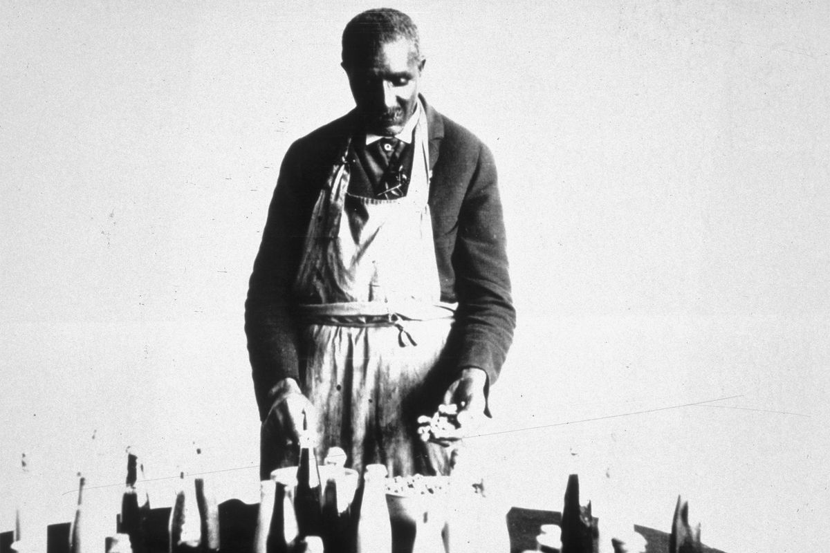 George Washington Carver Cared About Sustainable Farming