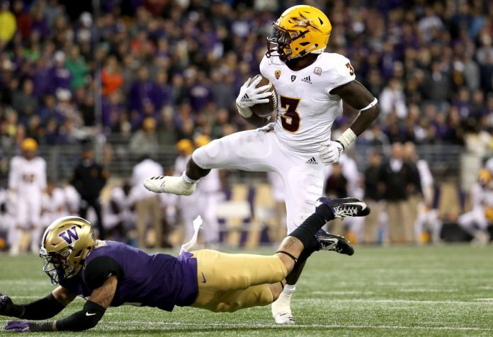 Arizona State v Washington