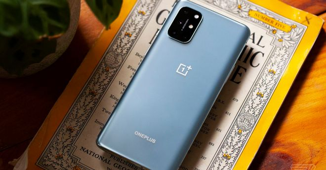 If you buy a OnePlus 8T, you can get half off a second phone today only