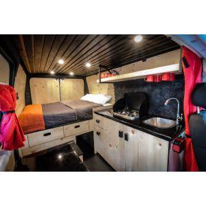 Prissy Dodge Promaster Van Van Life Part Diy Dodge Promaster
