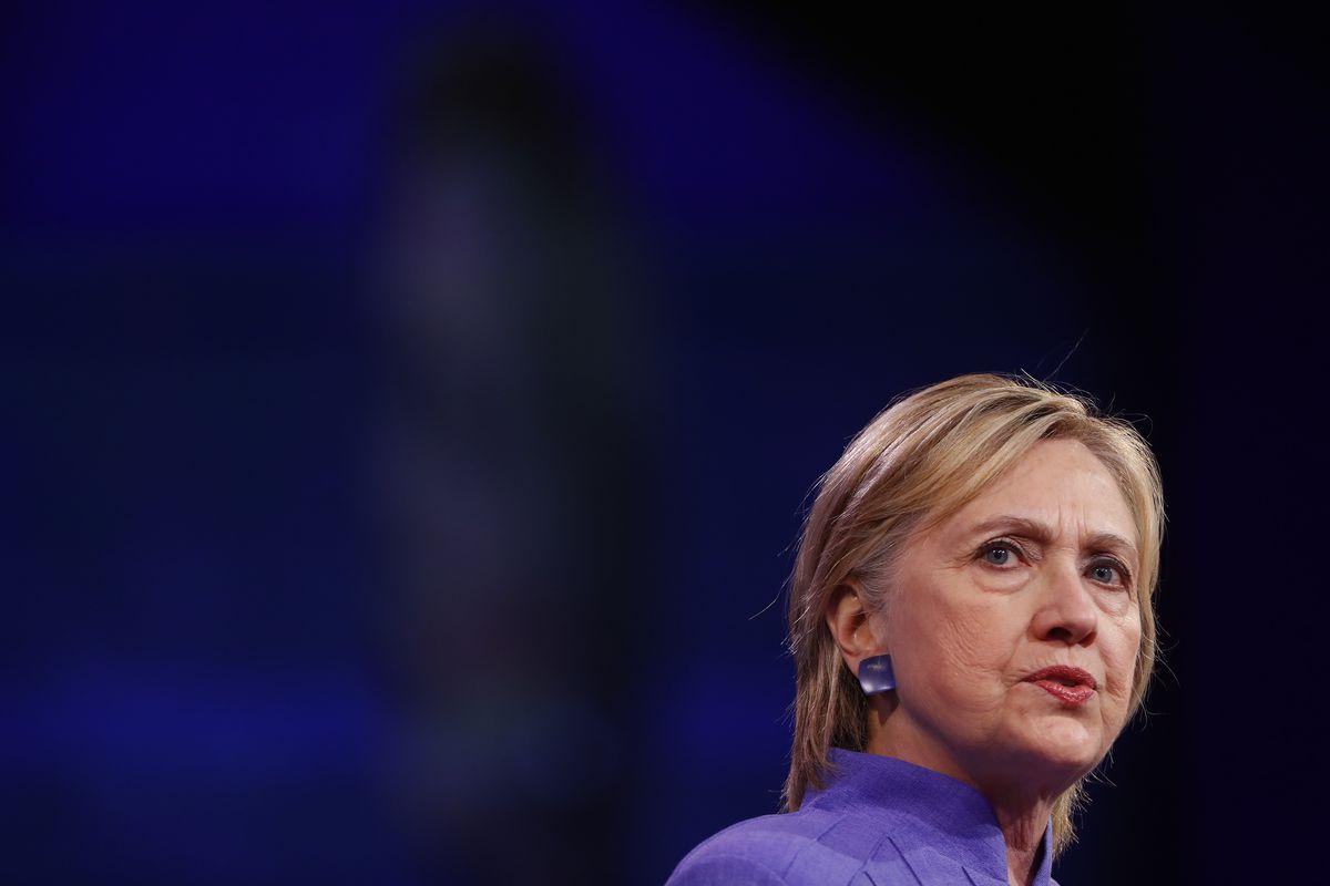 hillary clinton told fbi