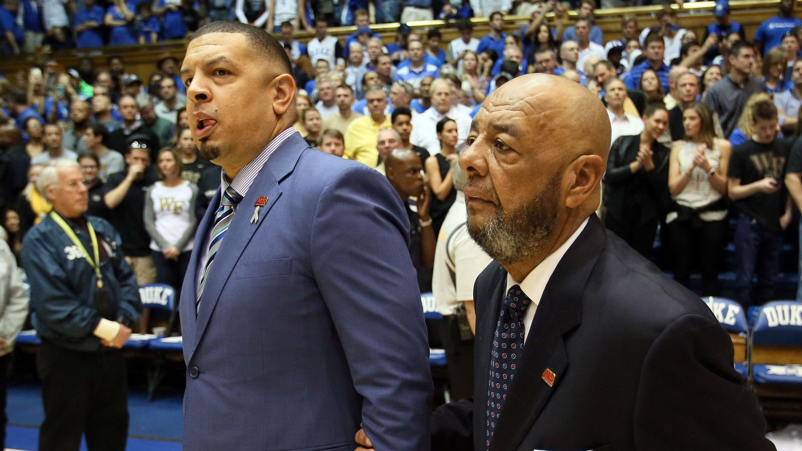 Jeff Capel Jr Gets One Last Afternoon On The Bench Duke