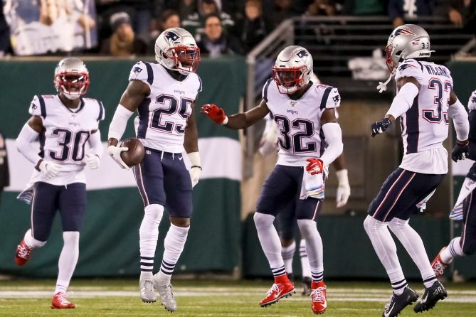 8 winners and 1 loser from the Patriots' 33-0 win over the Jets - Pats  Pulpit