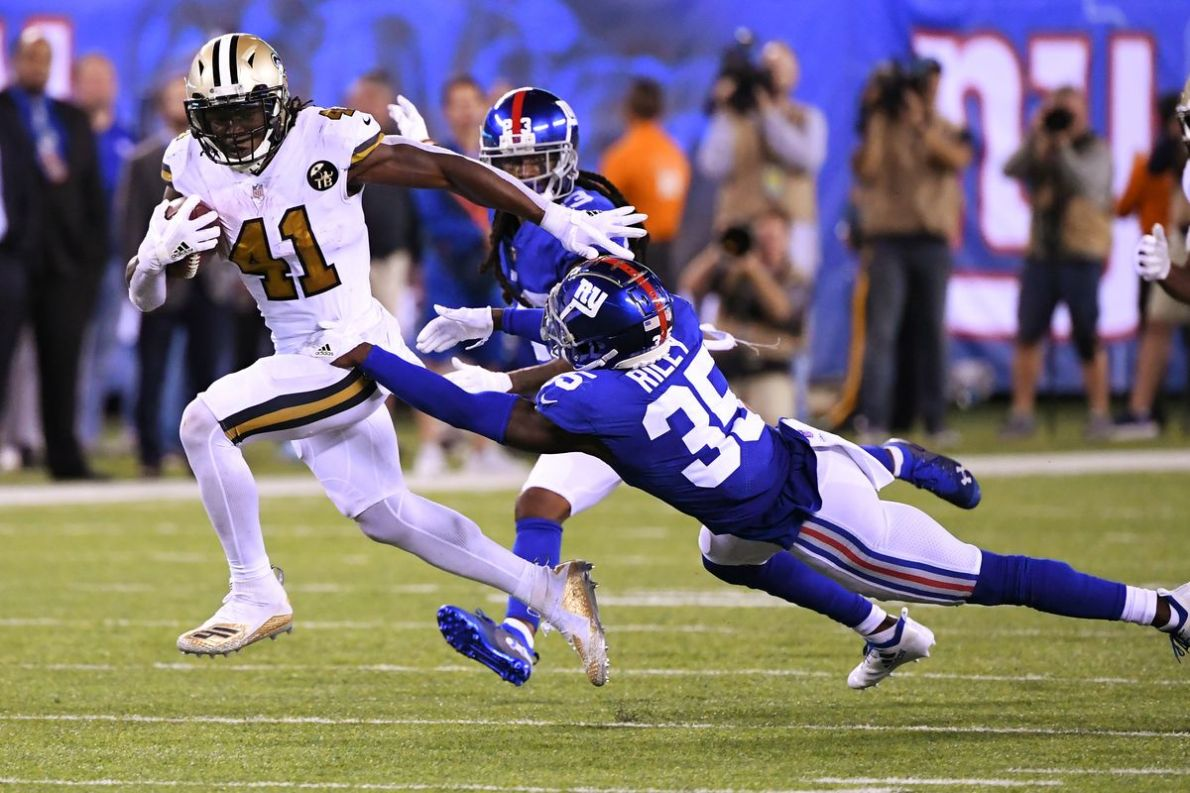 Giants vs Saints: Plays that tell the story of Sunday's 33-18 loss - Big  Blue View