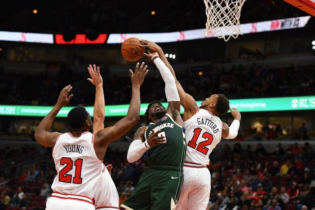 Bulls vs. Bucks final score: Chicago falls 122-112 in preseason opener -  Blog a Bull