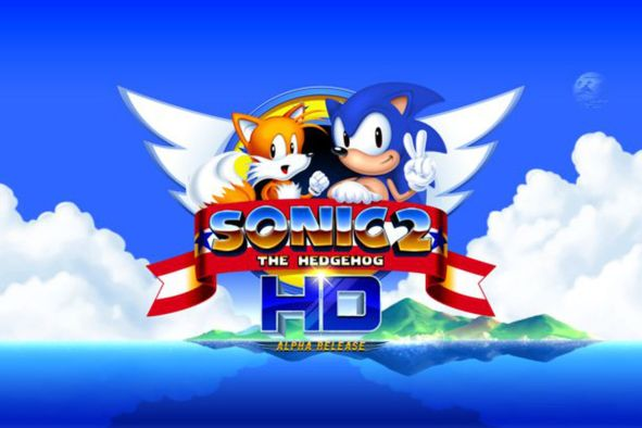 The Sonic the Hedgehog 2 - Polygon