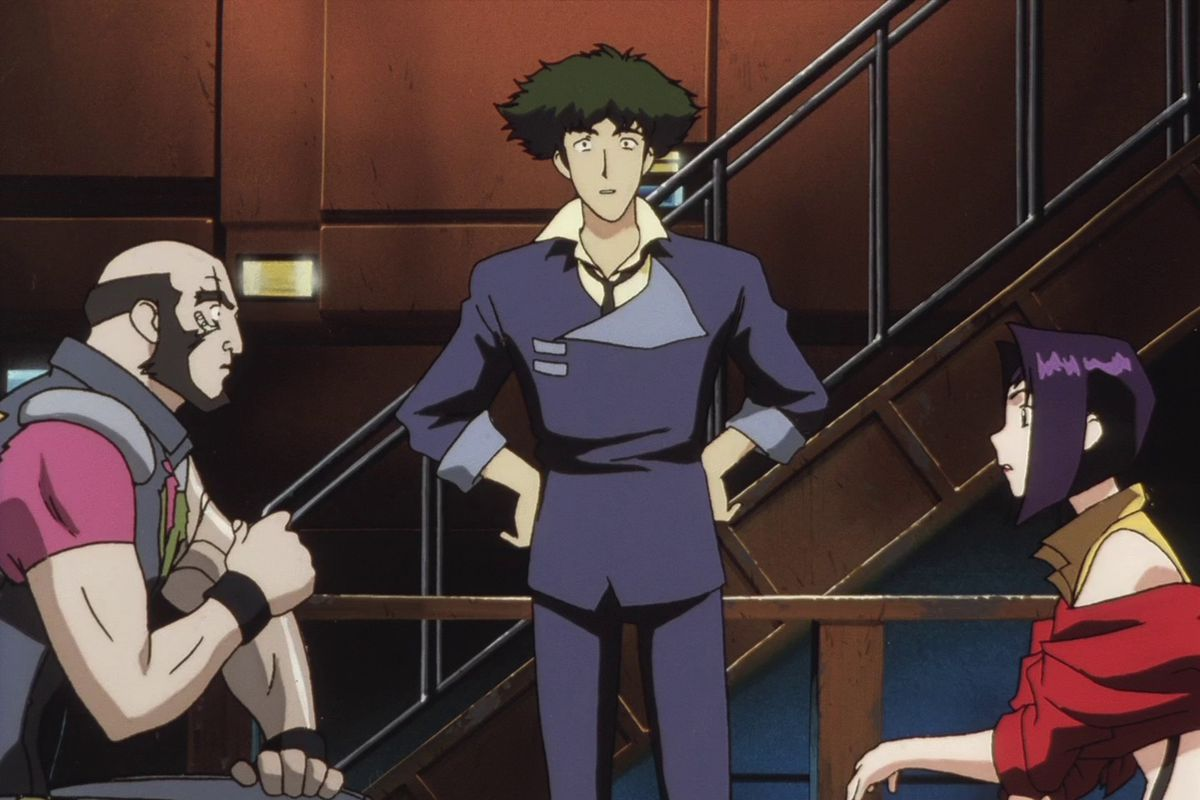 Fusion Fall Wallpaper Hd Cowboy Bebop Being Remade As A Live Action Tv Series Polygon