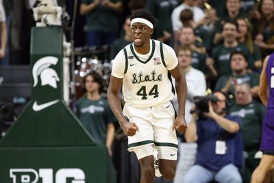 NCAA Basketball: Northwestern at Michigan State
