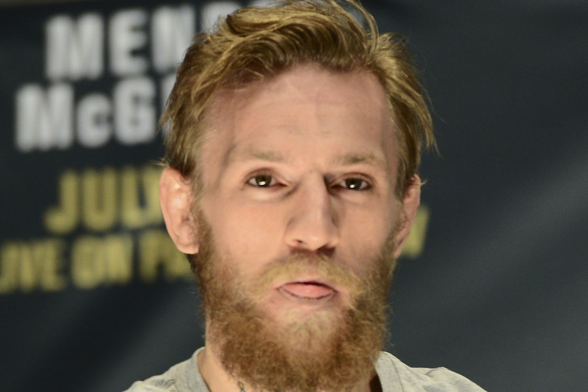 UFC Quick Quote Giggling Conor McGregor Believes Each