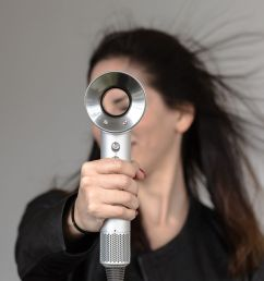 dyson s new supersonic is the tesla of hair dryers [ 1200 x 675 Pixel ]