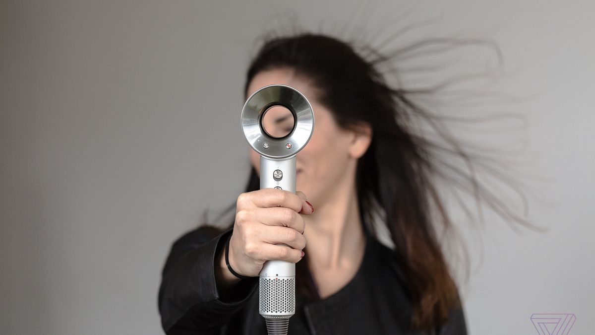 hight resolution of dyson s new supersonic is the tesla of hair dryers