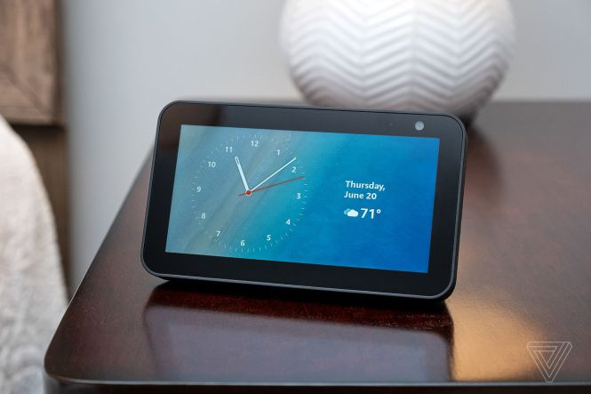 Echo Show 5 Review The Smart