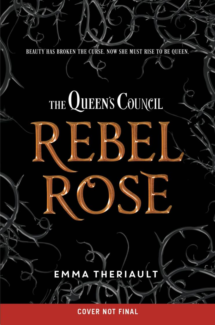 humorous title of Queen's Council: Rebel Rose