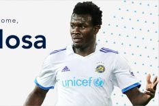 Image result for Vancouver Whitecaps sign Nigerian midfielder Nosa Igiebor