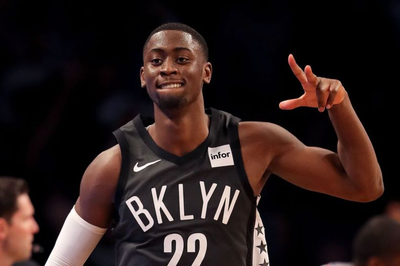 Caris LeVert: 'We put the league on notice' - NetsDaily