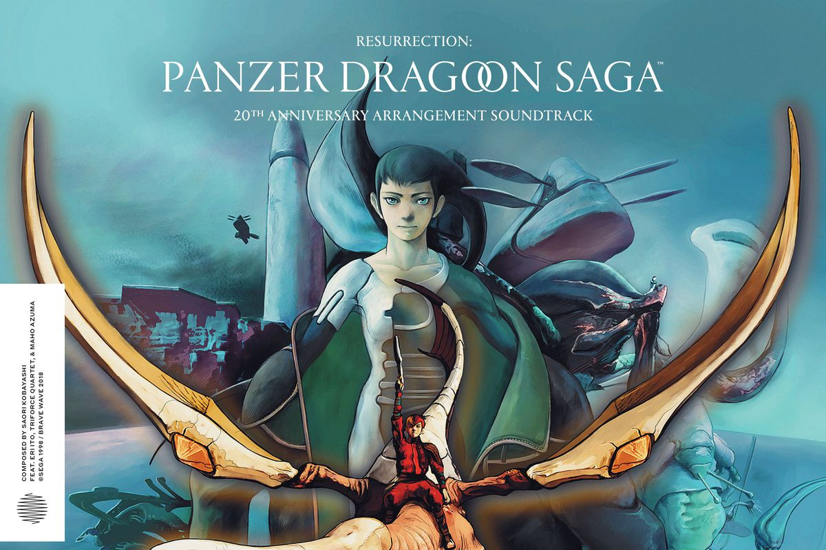 After 20 years Panzer Dragoon Sagas composer finally