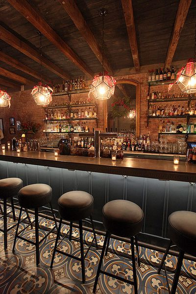 Bos a New OrleansStyle Bar and Restaurant  Eater NY