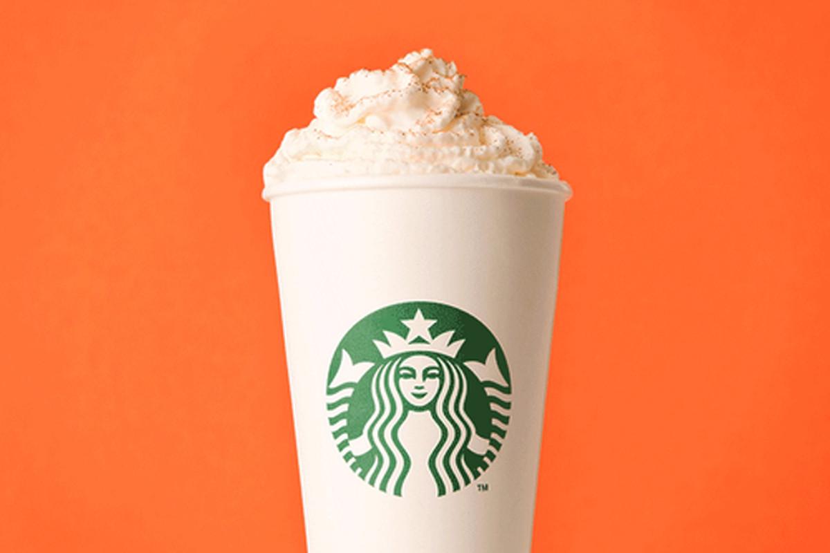 Fall Pumpkin Background Wallpaper Get Starbucks Pumpkin Spice Latte Early With Password