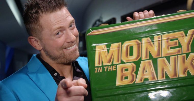 Let's go ahead and get Miz's latest cash-in over with