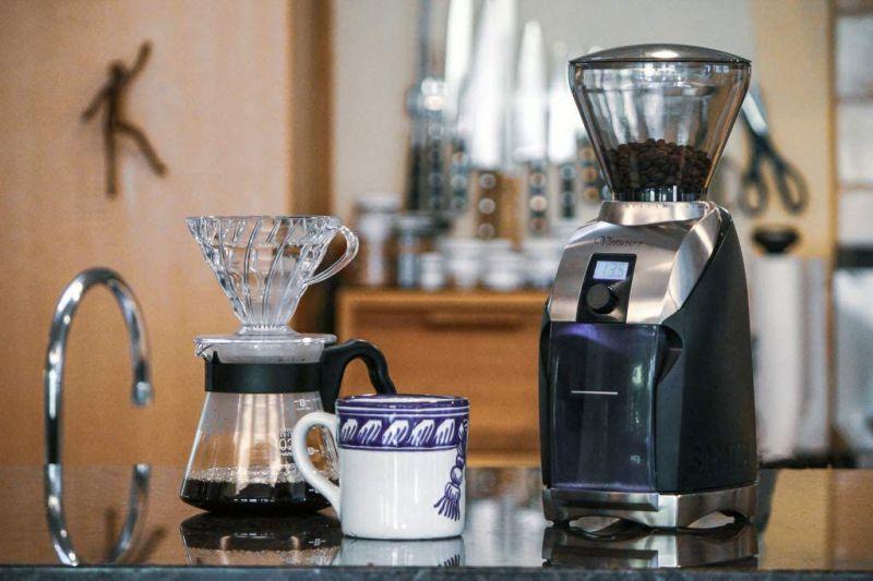 Baratza coffee grinder