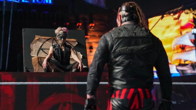 After WrestleMania and Raw, The Fiend is essentially dead