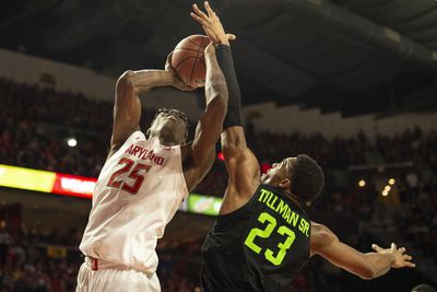 NCAA Basketball: Michigan State at Maryland