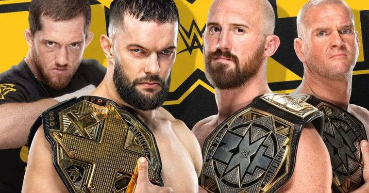 WWE NXT results, live blog (Jan. 27, 2021): Bálor & O'Reilly team-up!