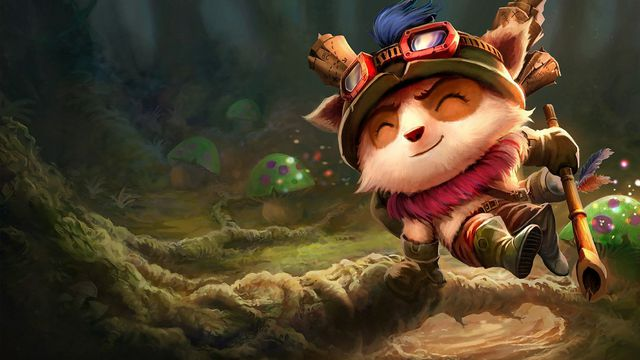 Teemo from League of Legends