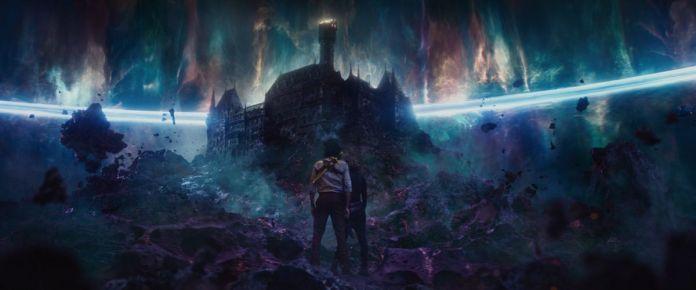 Loki and Sylvie at the Citadel