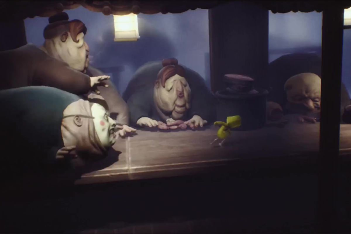 Little Nightmares Is Coming To Nintendo Switch With This