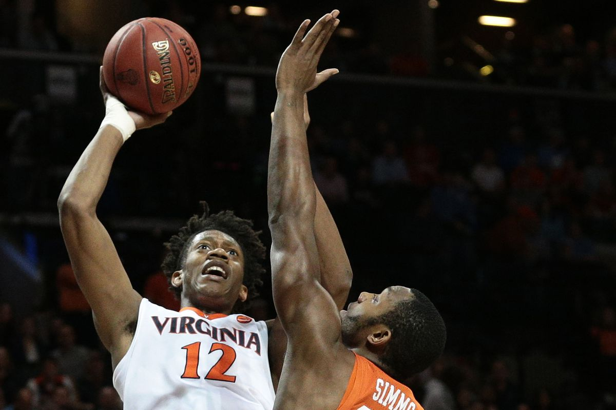 2018 NCAA Tournament Virginias DeAndre Hunter Out For