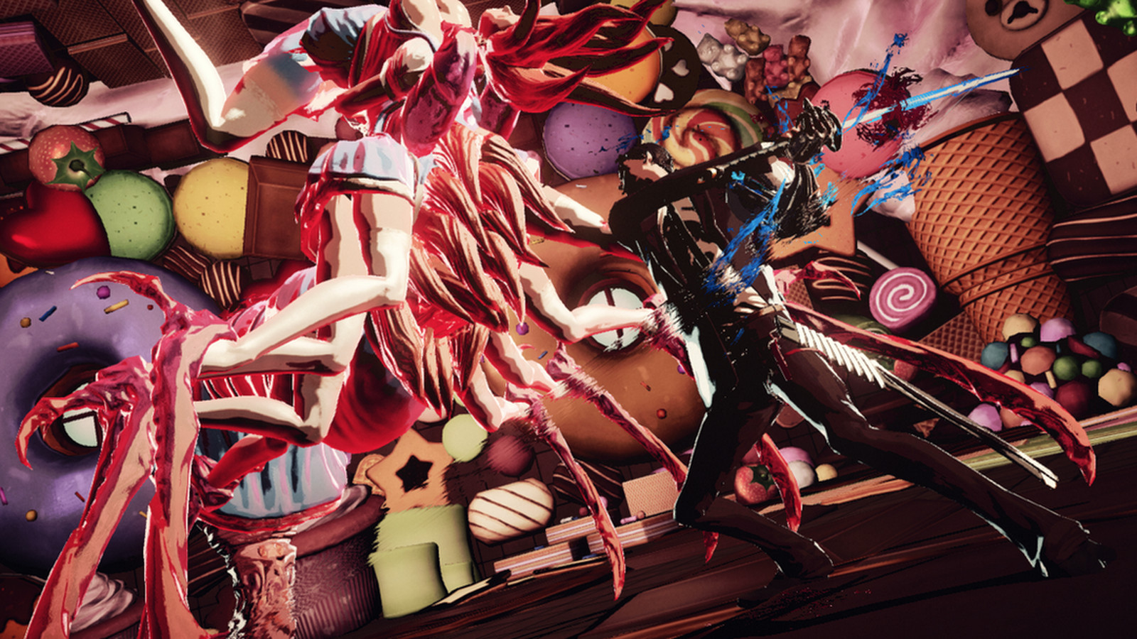 Killer is Dead will launch Aug. 27 with bonus items - Polygon