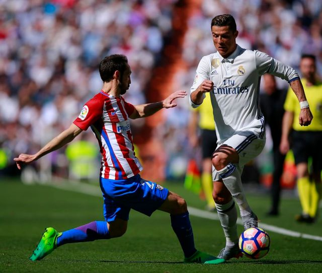 Real Madrid Vs Atletico Madrid  Champions League Live