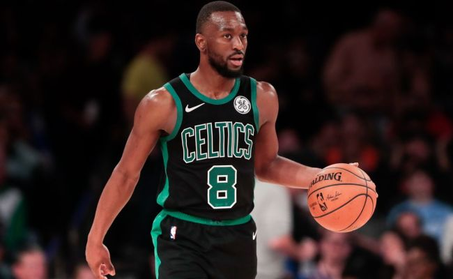 Kemba Walker Finding His Way In The Celtics Offense