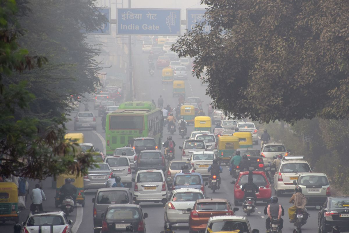 india s pollution levels