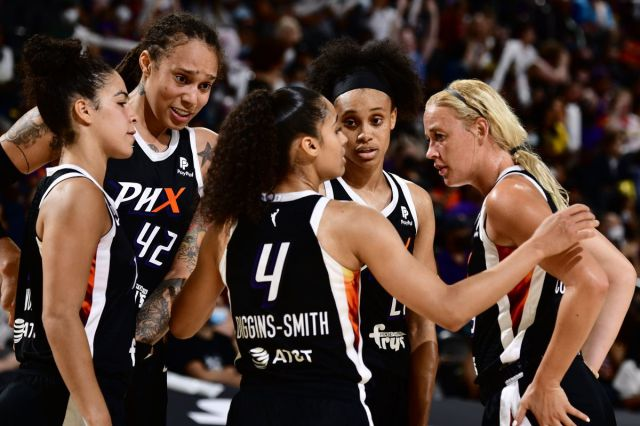 WNBA: Are the Phoenix Mercury and Chicago Sky championship contenders? -  Swish Appeal