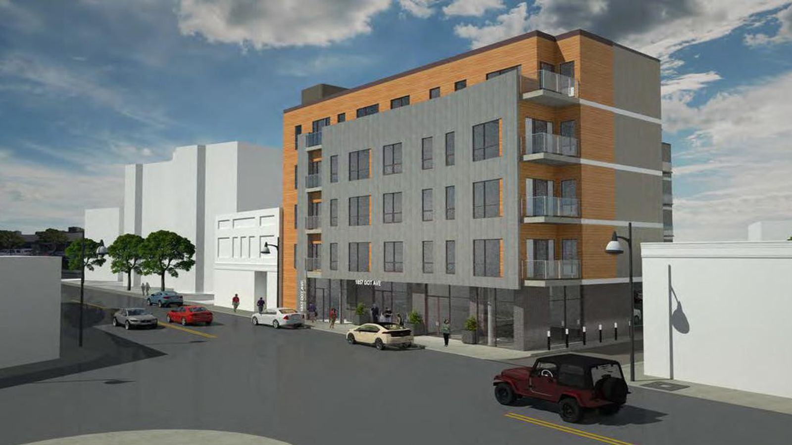 Dorchester Apartment Building Would Add 20 Units To