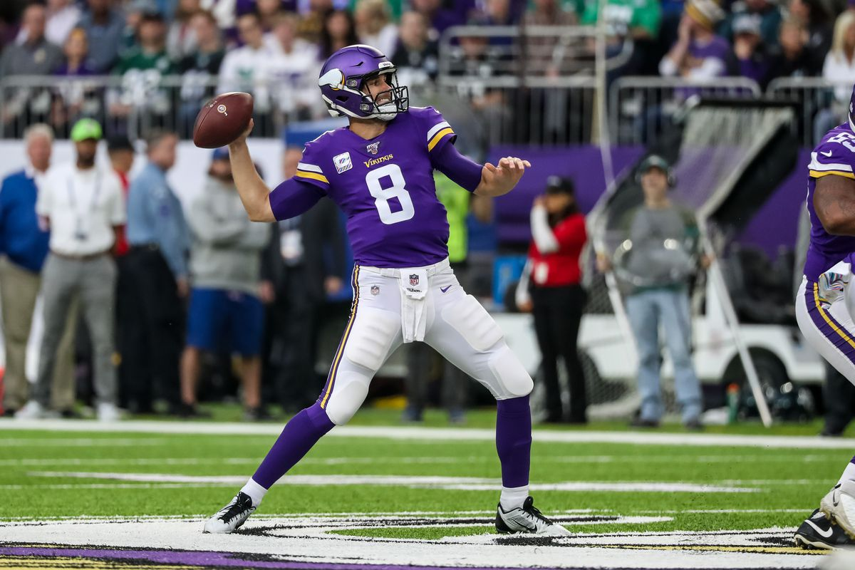 How Kirk Cousins and the Vikings quickly turned their season around -  SBNation.com
