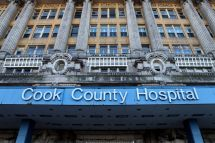 Cook County Hospital Construction Ready - Curbed