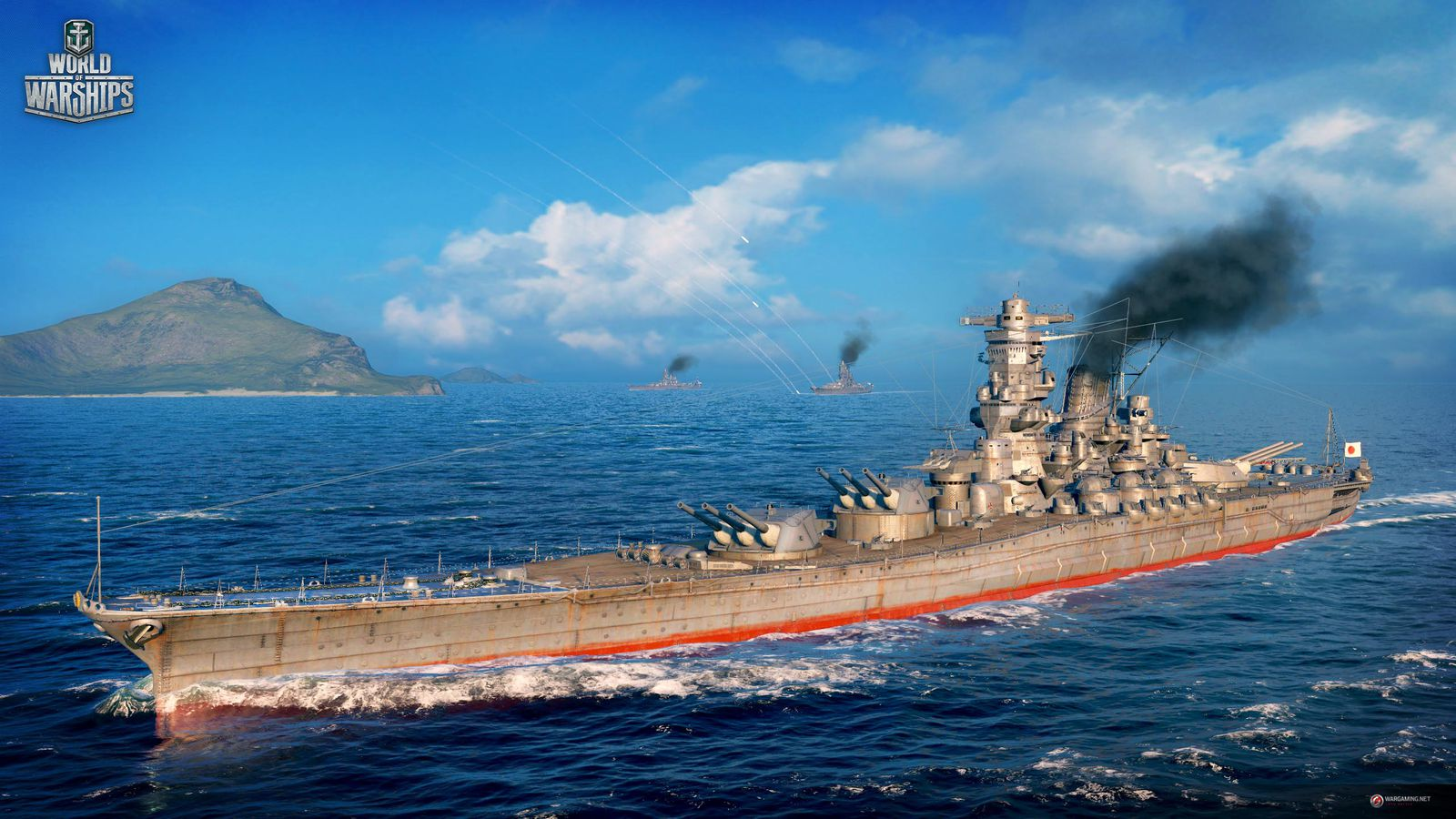 World of Warships open beta announced with new trailer
