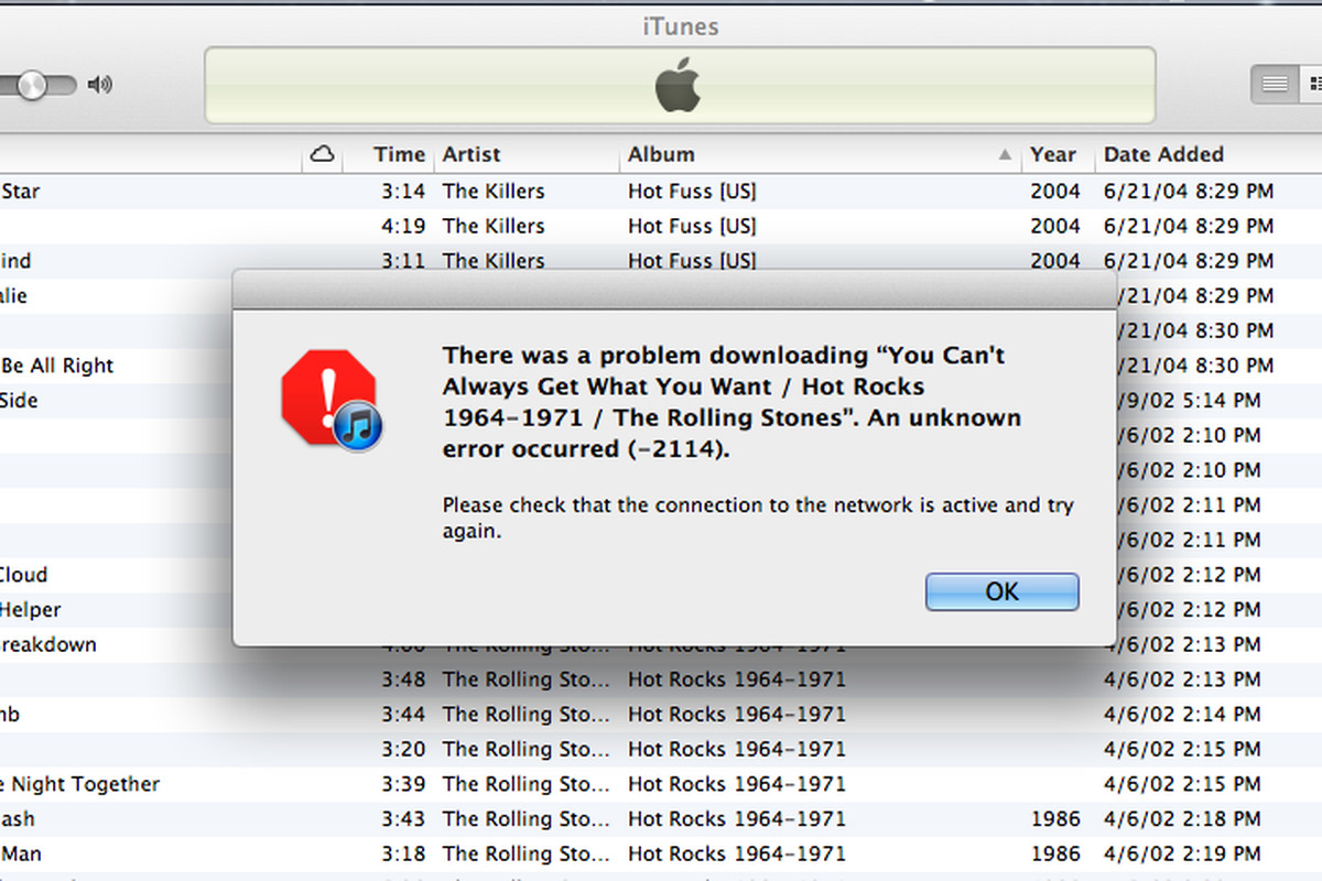 Itunes Match Problem Uploaded Tracks Not Streaming Or