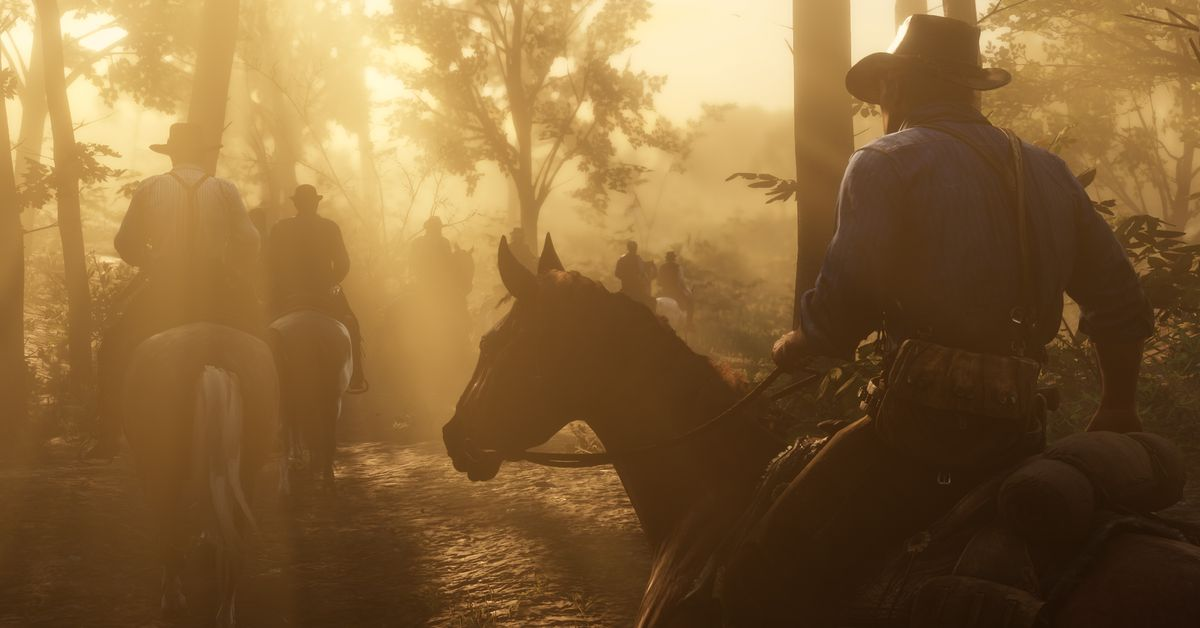 Guns Wallpaper Hd Red Dead Redemption 2 S Labor Controversy Explained Polygon